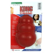 (KONG) Classic Dog Treat Toy Giant