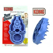 (KONG) Zoom Groom Multi-Use Dog Brush