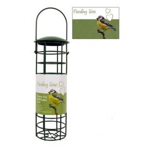 (Feeding Time) Wild Bird Starter Fat Ball Feeder Small