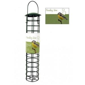 (Feeding Time) Wild Bird Starter Fat Ball Feeder Large