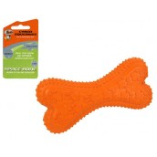 (Cyber Squeakies) Space Bone (Orange)