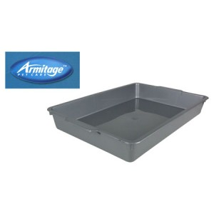 (Armitage Pet Care) Kitten Litter Tray Silver