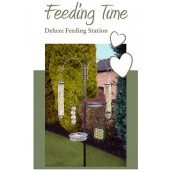 (Feeding Time) Deluxe Wild Bird Feeding Station