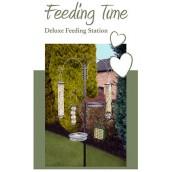 (Feeding Time) Deluxe Wild Bird Feeding Station