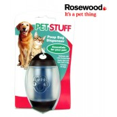 (Pet Stuff) Poop Bag Dispenser Brown