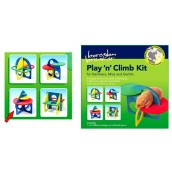 (Boredom Breaker) Play 'n' Climb Small Animal Climb Kit 3