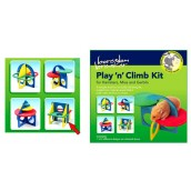 (Boredom Breaker) Play 'n' Climb Small Animal Climb Kit 4