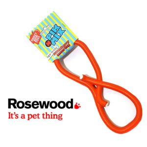 (Pik 'N' Mix) Stawberry Laces Tug Dog Toy