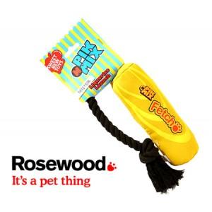 (Pik 'N' Mix) Liquorice Launch Fetch Dog Toy