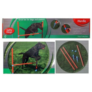 (Dog Collection) Agility Range Hurdle