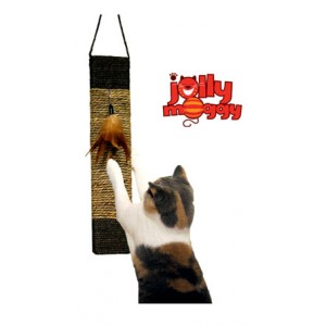 (Jolly Moggy) Scratch and Play Catnip Mat