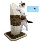 (Catwalk Collection) Rimini Natural Cat Scratcher & Climber