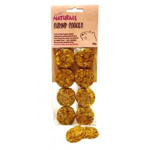 (Boredom Breaker) NATURALS Shrimp Cookies (80g)