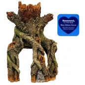 Blue Ribbon Aquarium Decor Centre Piece Trunk Root Small