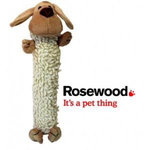 (Rosewood) Chubleez Noodle Buddy Dog
