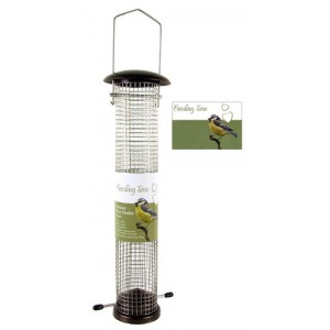 (Feeding Time) Wild Bird Deluxe Nut Feeder Bronze Large