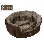(YAP Dog) Lyon Oval Dog Bed 22inch