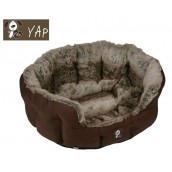 (YAP Dog) Lyon Oval Dog Bed 34inch