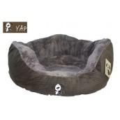 (YAP Dog) Rimini Oval Dog Bed 18inch
