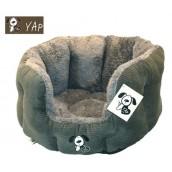 (YAP Dog) Rimini Oval Dog Bed 22inch