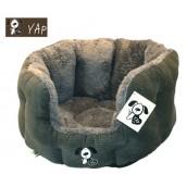 (YAP Dog) Rimini Oval Dog Bed 30inch