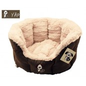 (YAP Dog) Montieri Oval Dog Bed 18inch