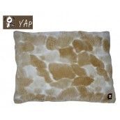 (YAP Dog) Bordeaux Dog Cushion Bed 30 x 40inch