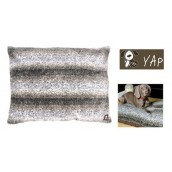 (YAP Dog) Lille Dog Cushion Bed 30 x 40inch