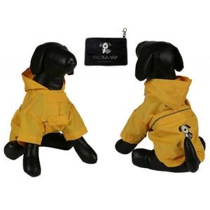 (YAP Dog) Pac-a-Yap Dog Coat Sun 12inch