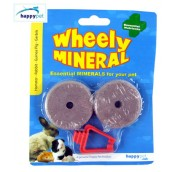 (happypet) Small Animal Wheely Mineral