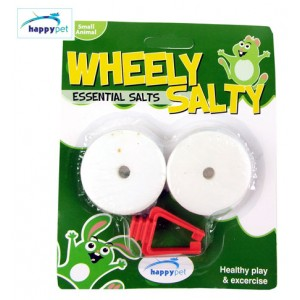 (happypet) Small Animal Wheely Salty