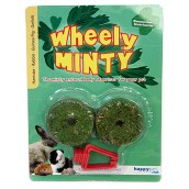 (happypet) Small Animal Wheely Minty