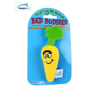 (happypet) organic Bed Buddies Carrot