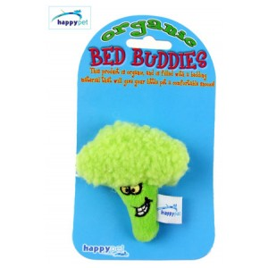 (happypet) organic Bed Buddies Broc