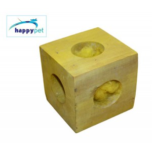 (happypet) Small Animal Chew Cube