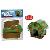 (Critters Choice) Small Animal Play n Chew Apple Tree