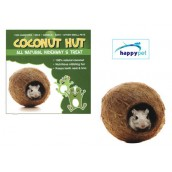 (happypet) Coconut Hut