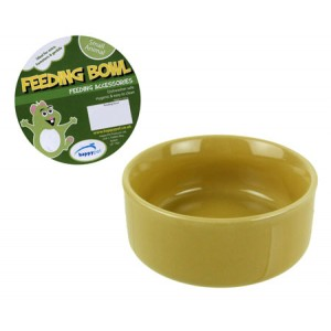 (happypet) Small Animal Feeding Bowl