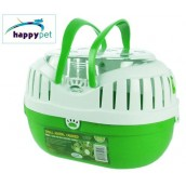 happypet Small Animal Carrier Small Green