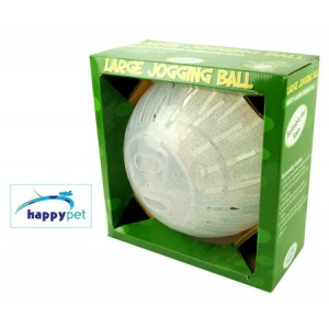(happypet) Small Animal Jogging Ball Large