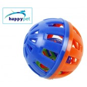 (happypet) Small Animal Play Ball Small Blue/Orange