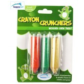 (happypet) Small Animal Crayon Crunchers