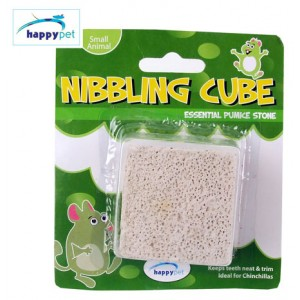 (happypet) Small Animal Nibbling Cube