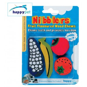 (happypet) Small Animal Fruit Nibblers