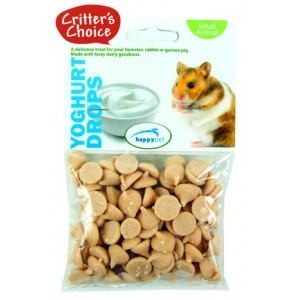 (Critters Choice) Small Animal Yoghurt Drops 75g