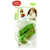 (Critters Choice) Small Animal Vegi Biscuits 50g