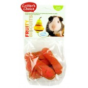 (Critters Choice) Small Animal Fruity Biscuits 50g