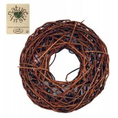 (nature first) Small Animal Willow Ring Large