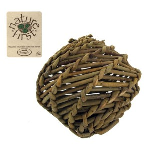 (nature first) Small Animal Willow Ball Large
