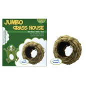 (happypet) Small Animal Grass House Large